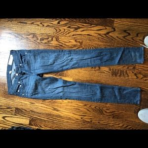 Size 24 rag and bone jeans